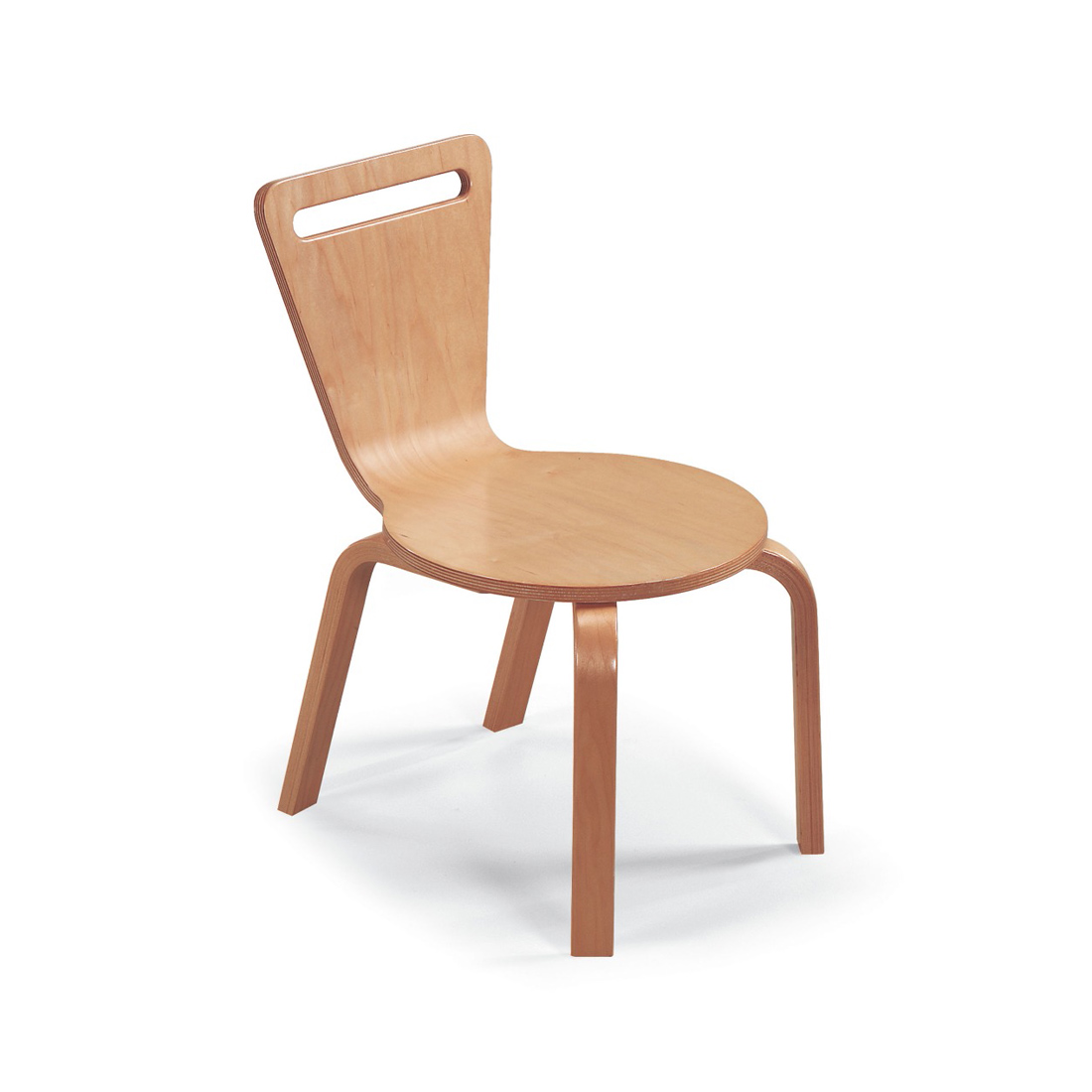 Children's Bent Wood Chair