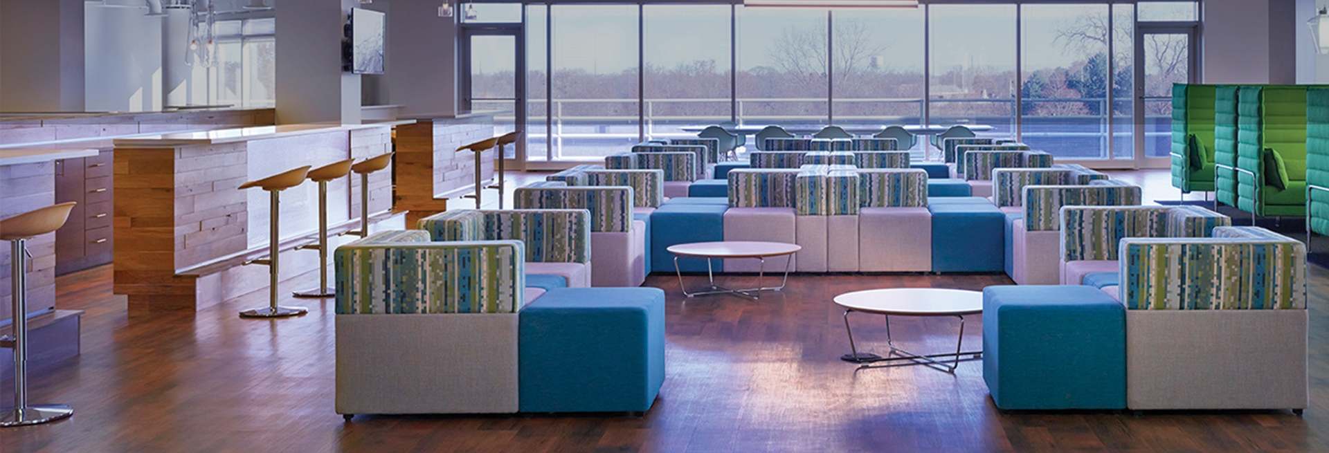 Thonet   Modern Commercial Modular Furniture For Lobbies, Airports,  Colleges And Reception Areas