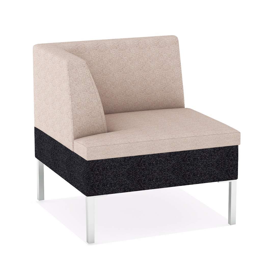 Ditto Right Arm  Chair
