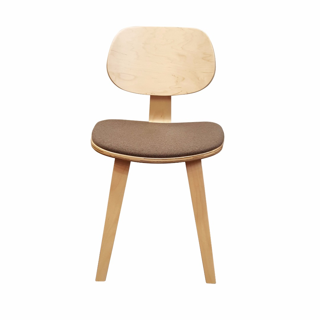 Bon Bent Plywood Side Chair