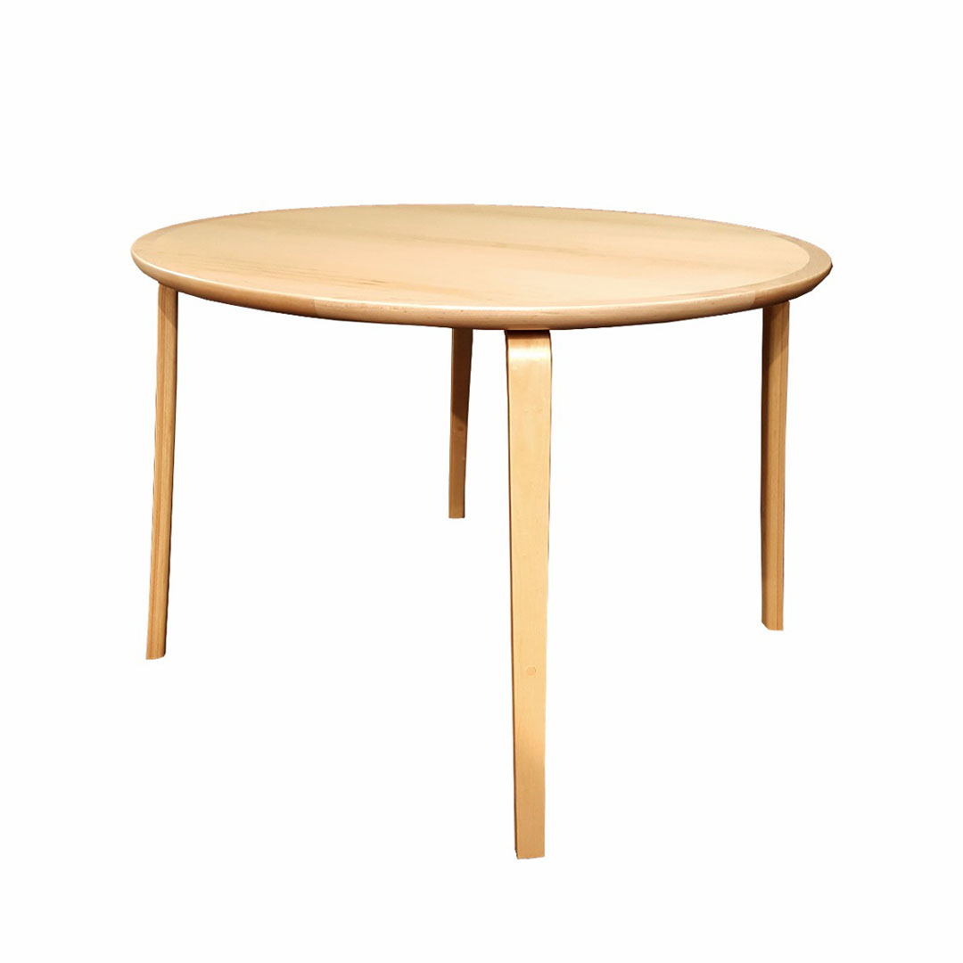 Bent Plywood Multipurpose Table