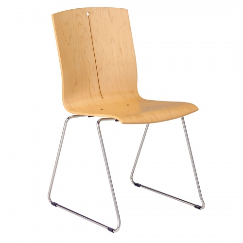 Zeta Stacking Side Chair