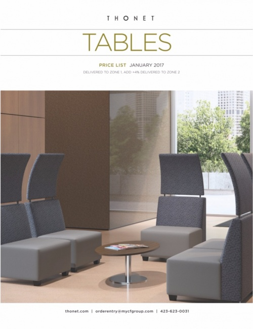 Tables | 2017
