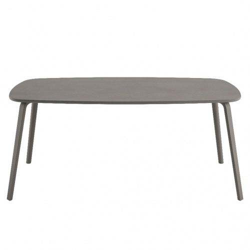 Bent Plywood Dining Table
