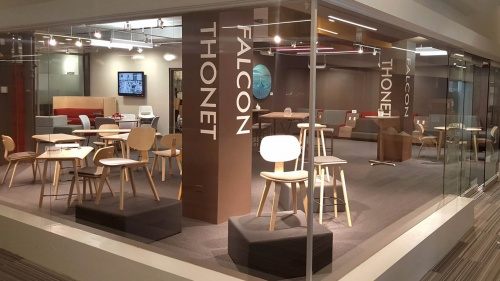 Thonet Marks Successful NeoCon 2017