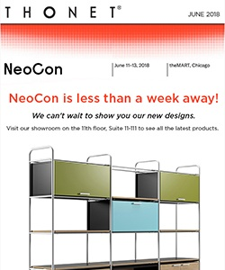 Sneak Peak Pt.2 NeoCon 2018