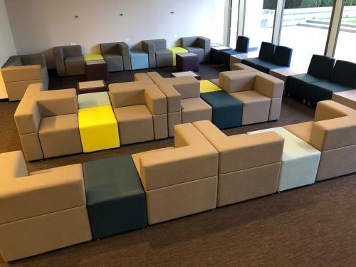 Fordham University - Student Lounge