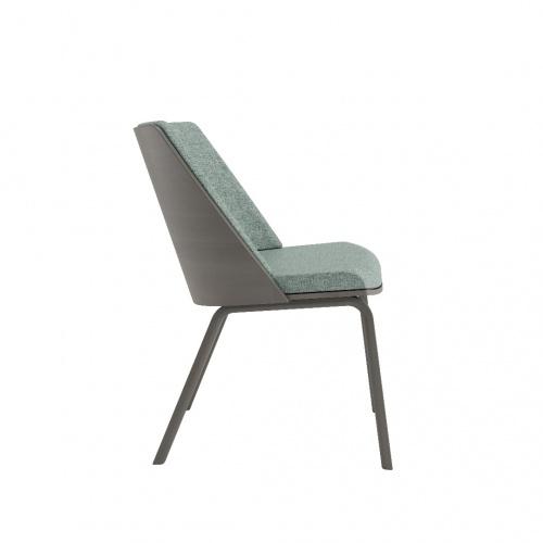 Loungechair Armless Side 022318