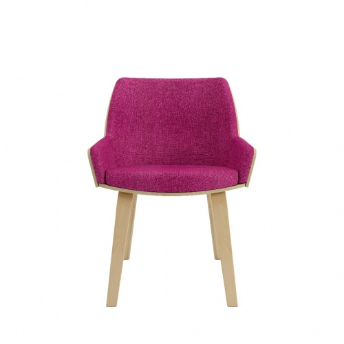 Loungechair Mb Front Fuchsia 030218