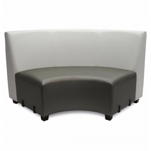 1/4 Circle Seat