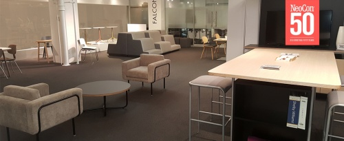 Check Out the 2018 NeoCon Showroom