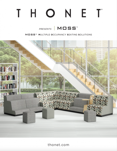 Moss Multiple Occupancy Seating